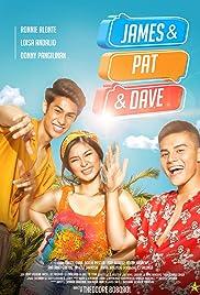 James & Pat & Dave Poster