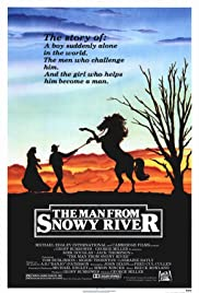 The Man from Snowy River (1982) Poster - Movie Forum, Cast, Reviews
