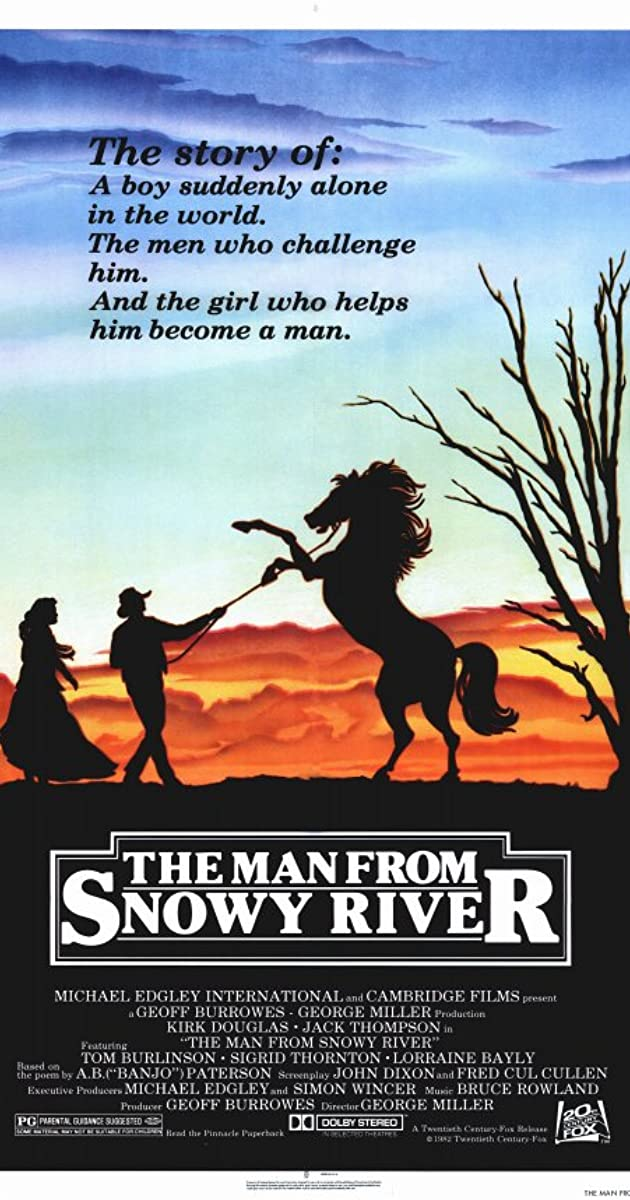 The Man From Snowy River 1982 Full Cast Crew Imdb