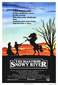 Movies ipad download The Man from Snowy River by [BRRip]