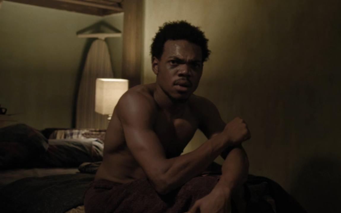 Chance the Rapper in Mr. Happy (2015)