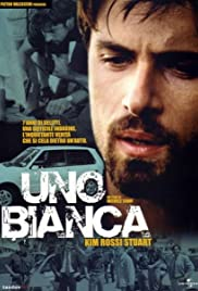 Uno bianca Poster