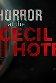 Horror at the Cecil Hotel Poster
