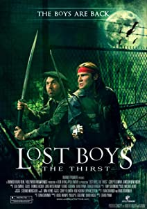 Ready movie dvdrip free download Lost Boys: The Thirst [320p]