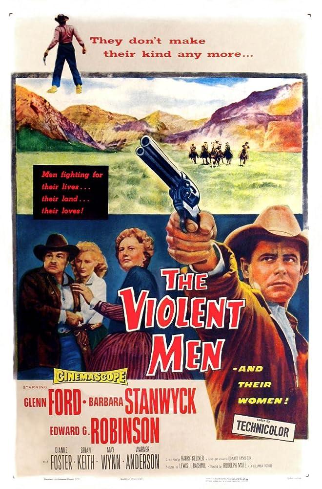 The Violent Men download