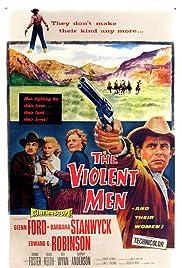 The Violent Men Poster