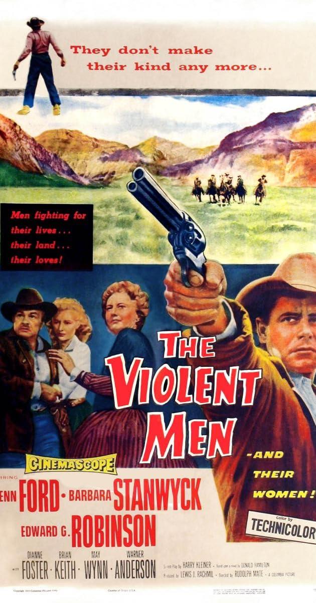 The Violent Men (1955) Subtitles