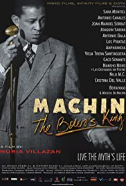 Machin: A Full Life Poster