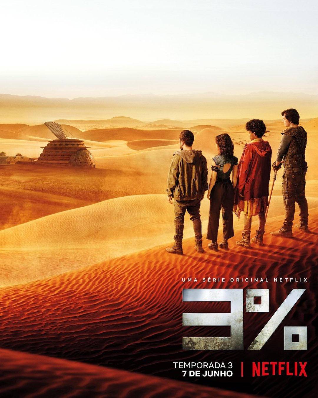 3% (TV Series 2016– ) - IMDb