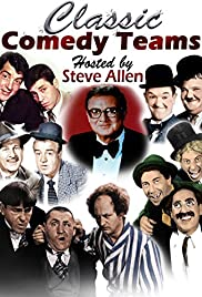 Classic Comedy Teams Poster
