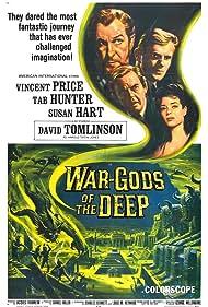 War-Gods of the Deep (1965) Poster - Movie Forum, Cast, Reviews