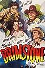 Brimstone (1949) Poster
