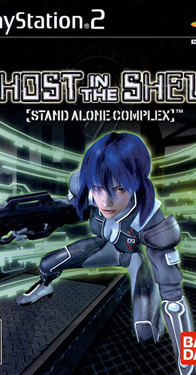 Ghost In The Shell Stand Alone Complex Video Game 2004 Imdb