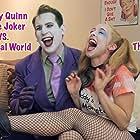 Joshua Thomas and Brianna Oppenheimer in Harley Quinn & The Joker VS The Real World (2016)
