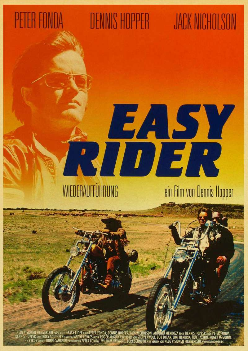 Easy Rider (1969) - Photo Gallery - IMDb