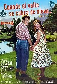 Cuando el valle se cubra de nieve (1957)