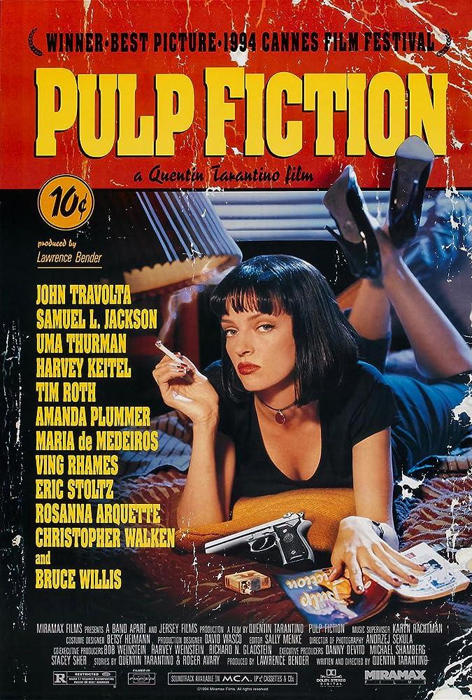 Pulp Fiction(1994)