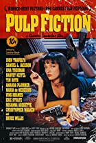 Pulp Fiction (1994) Poster