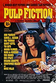 Pulp Fiction (1994) Poster - Movie Forum, Cast, Reviews