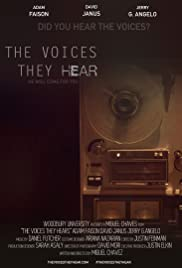 The Voices They Hear Poster