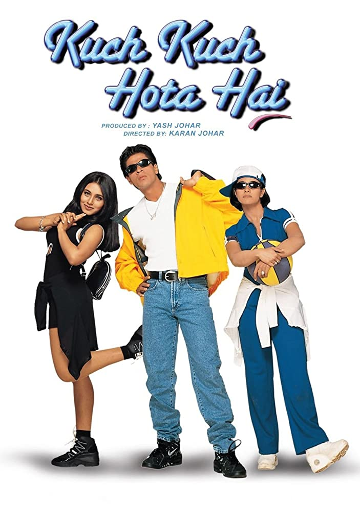 Kuch Kuch Hota Hai HD Hindi movie watch online