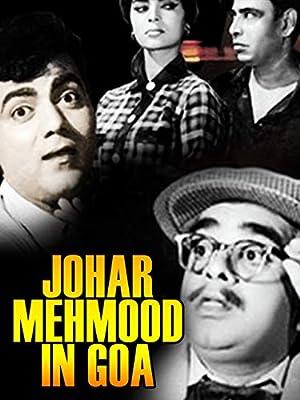 Johar-Mehmood in Goa movie, song and  lyrics