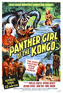 Panther Girl of the Kongo full movie online free