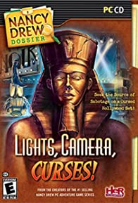 Primary photo for Nancy Drew Dossier: Lights, Camera, Curses!
