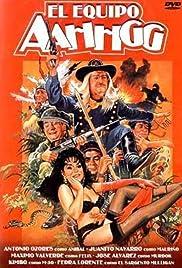 El equipo Aahhgg Poster