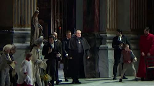 Metropolitan Opera: Live In HD: Puccini: Tosca (Encore Presentation Fathom Events Trailer)