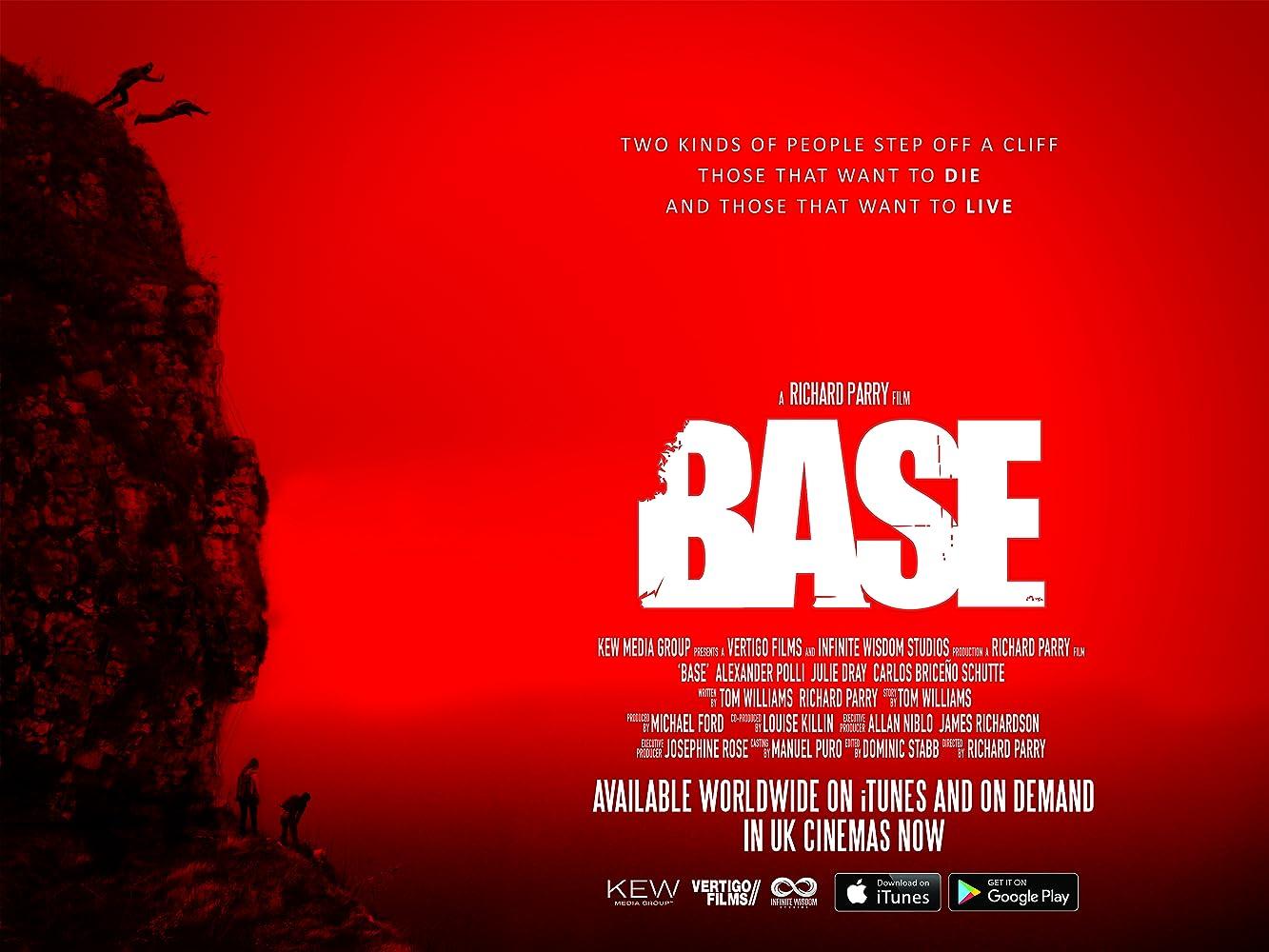 Resultado de imagem para base film poster