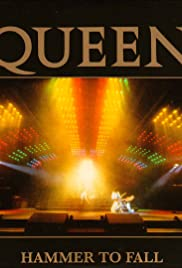 Queen: Hammer to Fall Poster