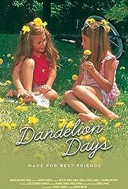 Dandelion Days Poster
