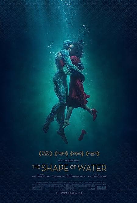 Shape of Water: Das Flüstern des Wassers