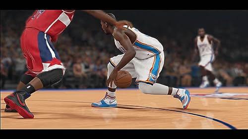 NBA 2K15: Announce Trailer
