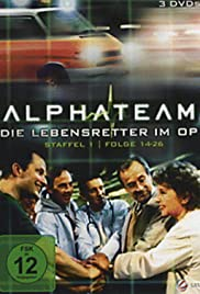 Alphateam - Die Lebensretter im OP Poster