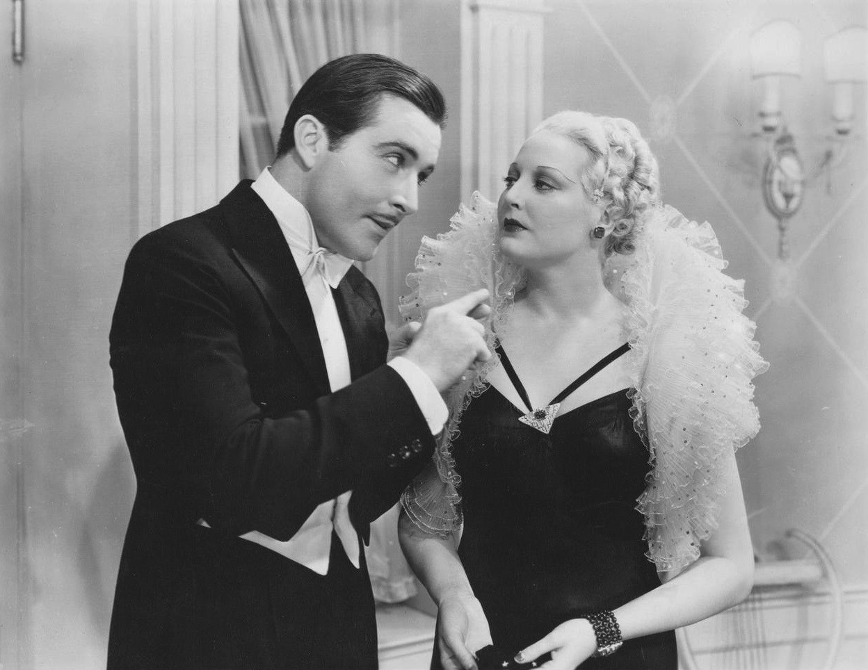 John Boles and Thelma Todd in Bottoms Up (1934)