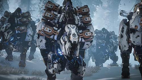 Horizon: Zero Dawn: Playstation Experience 2016 Trailer