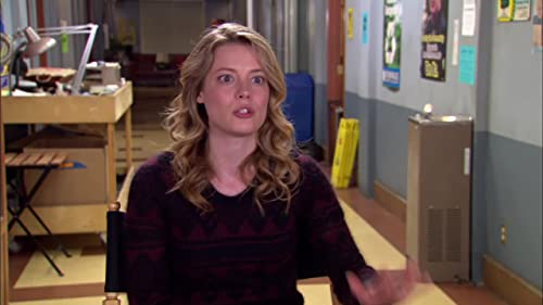 Community: Gillian Jacobs