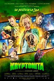 Kryptonita (2015) Poster - Movie Forum, Cast, Reviews