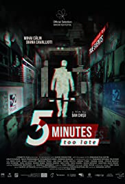 5 Minutes Too Late Poster