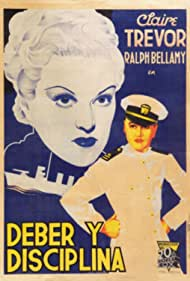 Claire Trevor in Navy Wife (1935)
