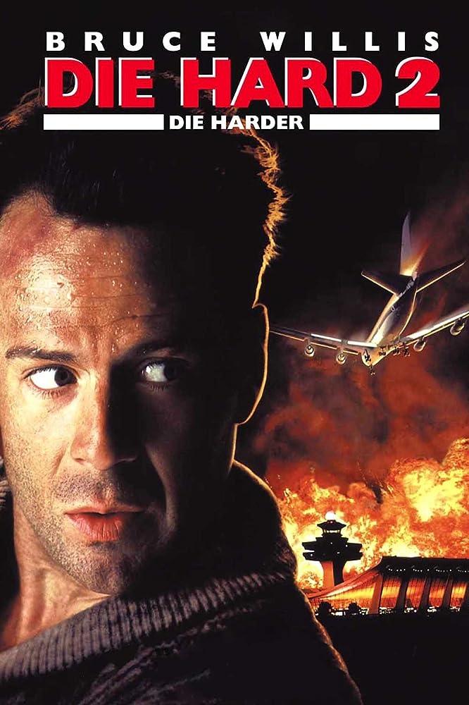 Die Hard 2 1990 Dual Audio 720p BluRay [Hindi – English] ESubs