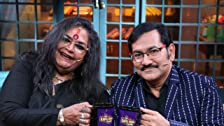Usha Uthup and Sudesh Bhosle