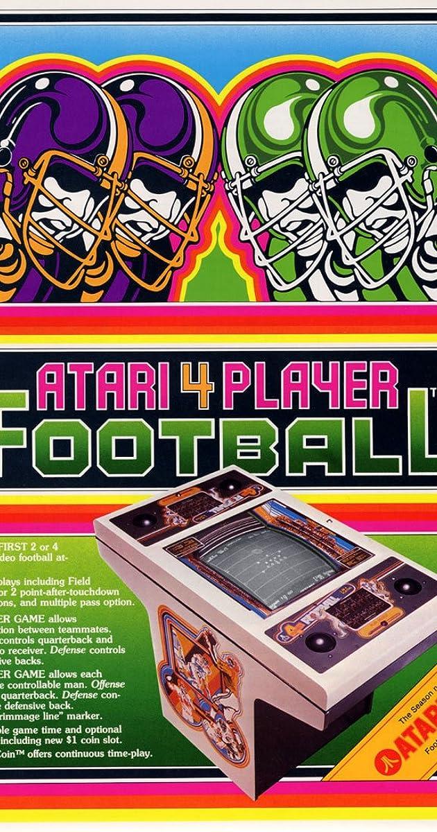 Atari Football (Video Game 1978) - IMDb
