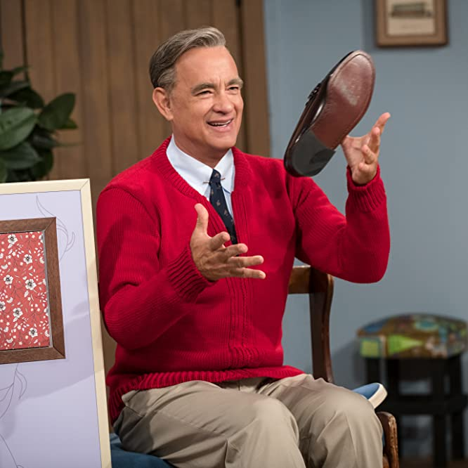 Tom Hanks in A Beautiful Day in the Neighborhood (2019)