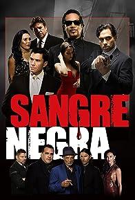 Primary photo for Sangre Negra... Black Blood