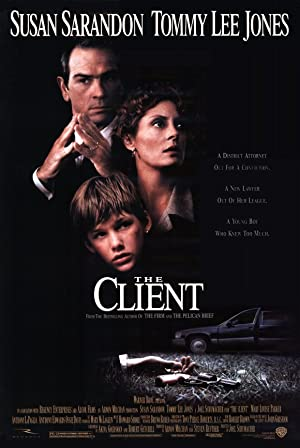 The Client Poster Image
