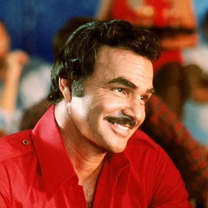Burt Reynolds in Stroker Ace (1983)