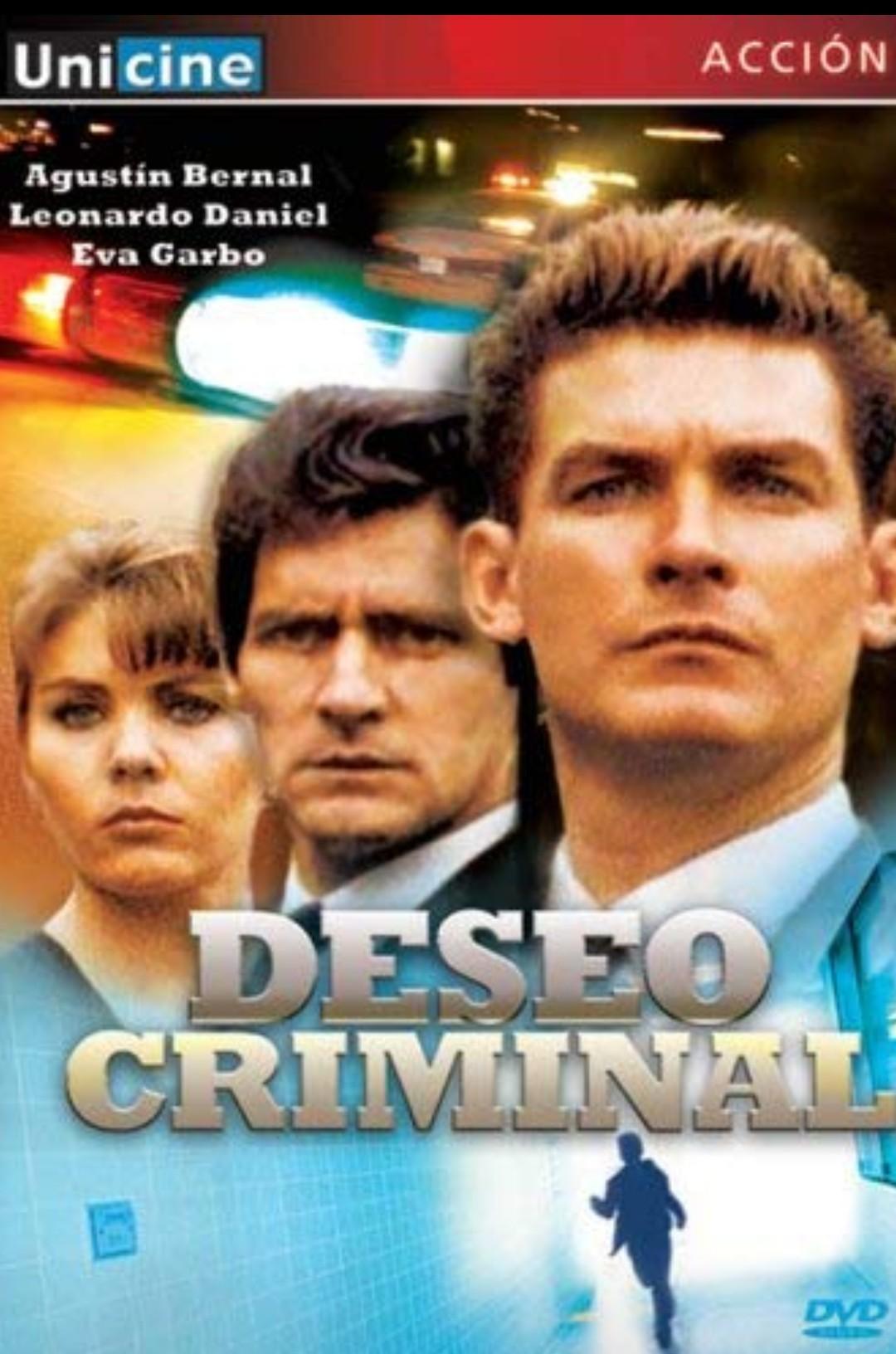 Leonardo Daniel, Sebastian Ligarde, and Karen Sentíes in Deseo criminal (1995)
